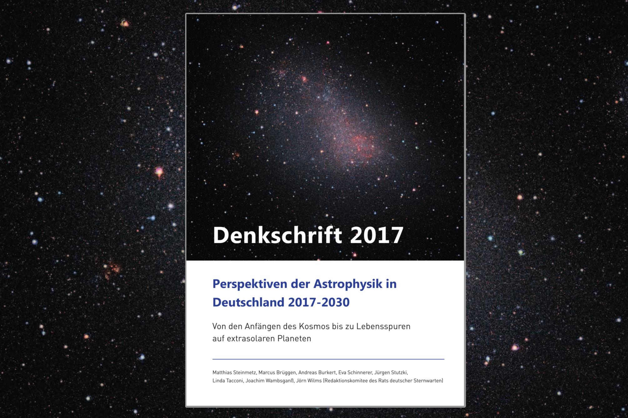 Denkschrift 2017